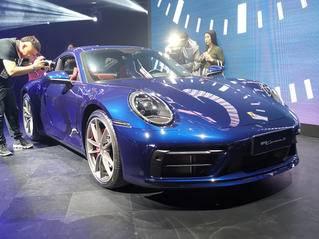 保時捷全新911上市 126.5萬起售最高漲9.9萬元