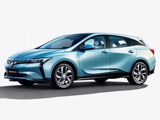 別克純電動車升級上市 售價漲1.4萬續航增109km