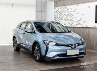 别克微蓝新车型上市 补贴后售17.78万起