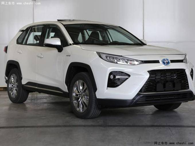 广汽丰田全新SUV威兰达实拍 下月发布搭2.5L混动-图2