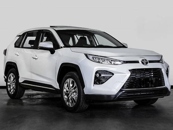 广汽丰田新SUV威兰达将发布 比CR-V更大动力强-图1