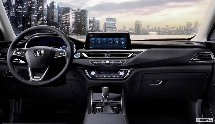 紧凑型价格中级车享受 长安锐程CC仅售8.49万元起
