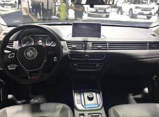 新款风行S50EV