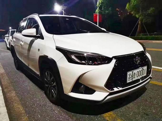广汽丰田新款致炫上市 增跨界版本XX万元起售-图1