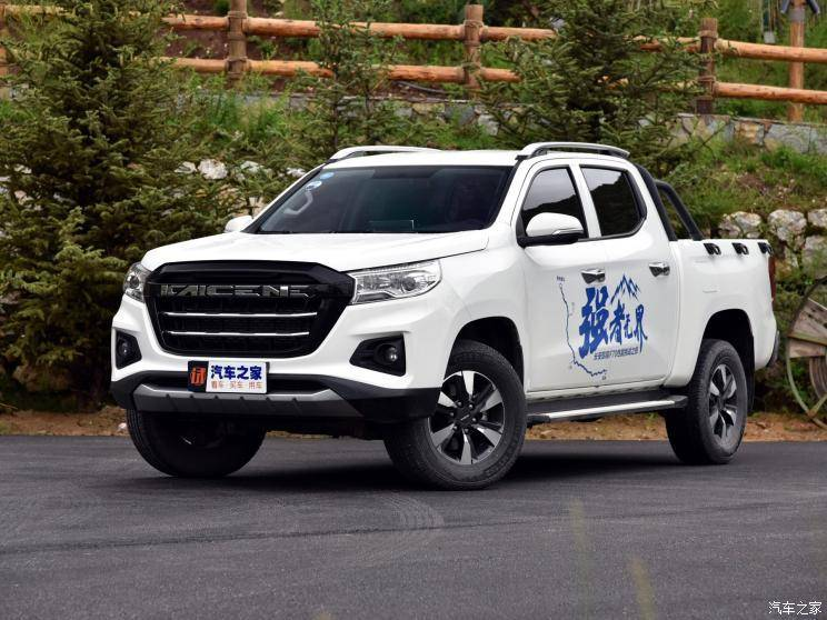 长安轻型车 长安凯程F70 2020款 2.5T柴油两驱豪华版国V标轴JE4D25Q5A