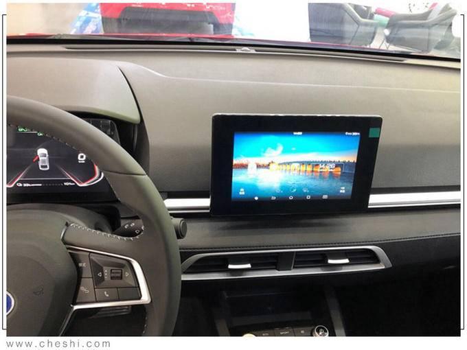 比亚迪e3到店实拍 10月24日上市或10万起售-图6