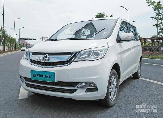 长安欧尚欧力威EV价格调整 售10.58万元
