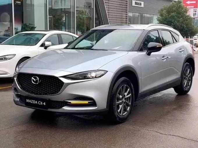 一汽马自达新CX-4到店 11月8日上市起售不到15万-图1