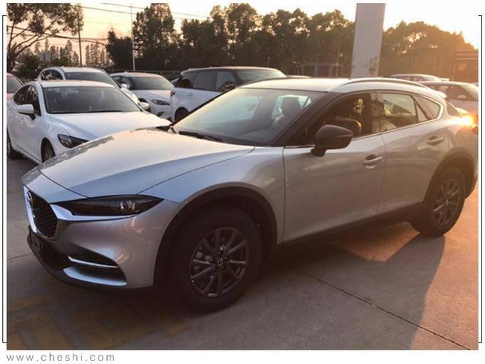 一汽马自达新CX-4到店 11月8日上市起售不到15万-图3