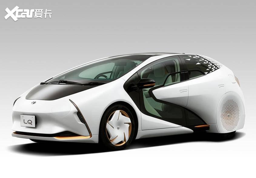丰田LQ概念车