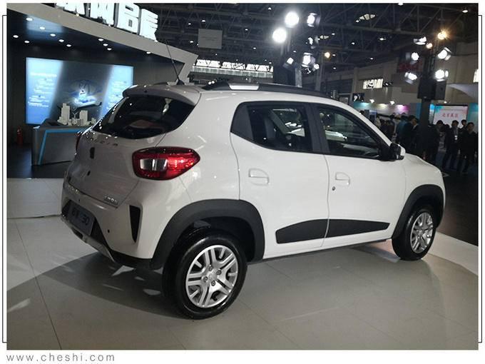东风启辰e30正式上市 雷诺日产打造6.18万起售-图8