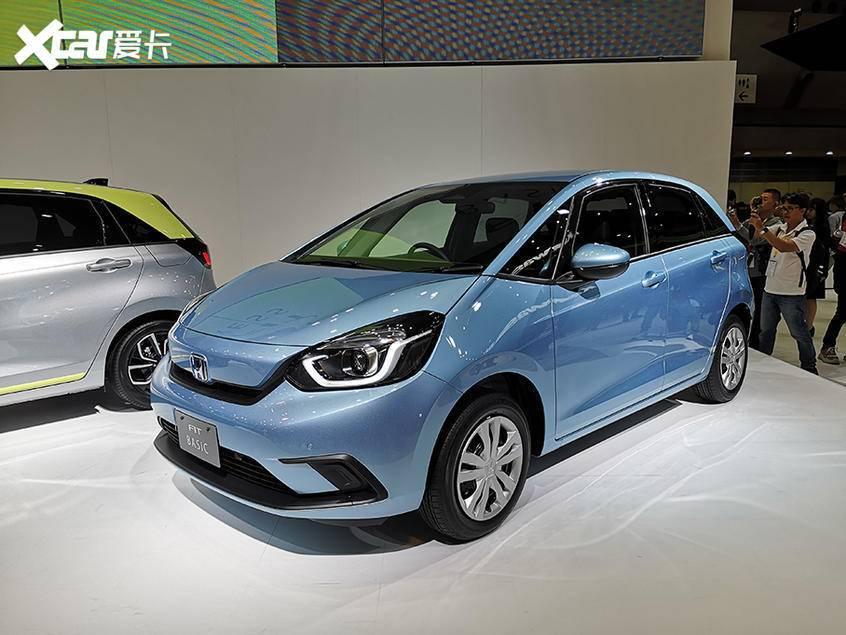 2019东京车展 新一代本田飞度正式亮相