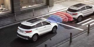 高标准严要求 福特领界打造舒适性SUV营造家的氛围