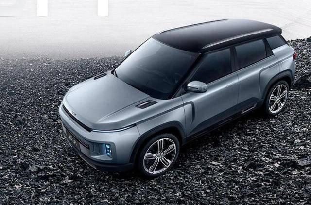吉利icon或于广州车展上市 定位紧凑型SUV
