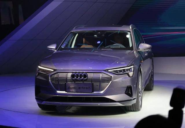 奥迪首款电动SUV e-tron 18日上市 将再次亮相广州车展