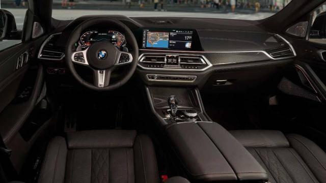 全新一代宝马X6将于广州车展正式上市