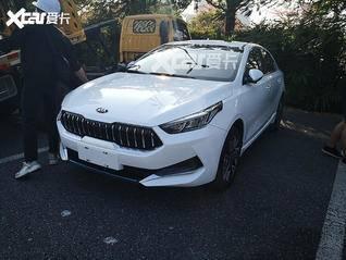 广州车展探馆 东风悦达起亚新一代K3 EV