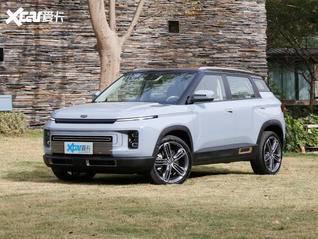 吉利icon明年1月份上市 全新紧凑型SUV