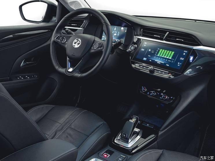 沃克斯豪尔 Corsa e 2020款 基本型