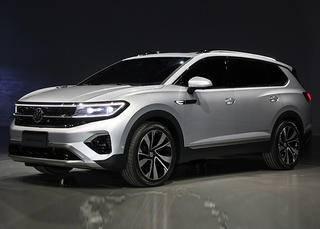 一汽-大眾明年推5款新車 旗艦SUV全新高爾夫領銜