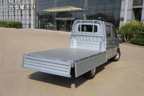 年底購車好時機,長安星卡全系車型優惠來襲!