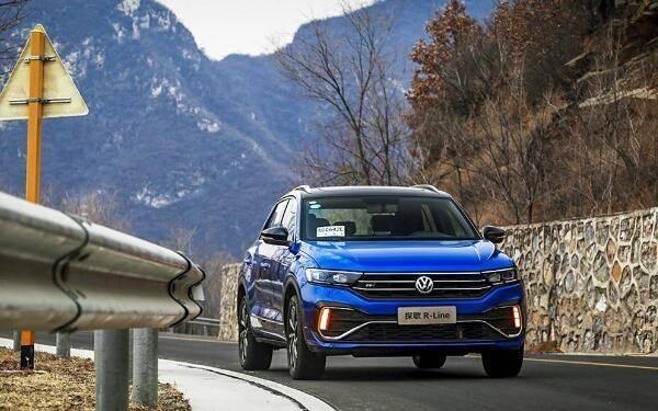 三款大众SUV造型对比 一汽大众汽车报价及图片解析
