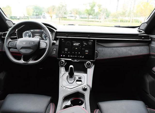 领克05将于3月上市 定位紧凑级SUV