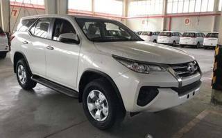 进口丰田SUV车型大全介绍 对比测评三款进口丰田SUV