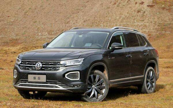 大众系列suv车型大全介绍 对比测评三款大众SUV车型