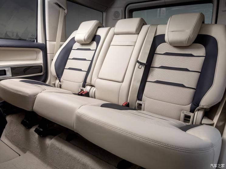 梅赛德斯-AMG 奔驰G级AMG 2020款 AMG G 63 Cigarette Edition