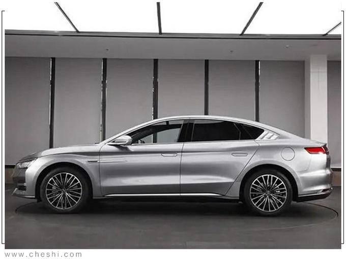 比亚迪旗舰轿车曝光 尺寸近Model S/续航最高605km-图7