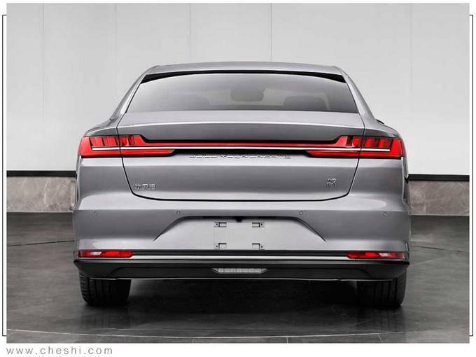 比亚迪旗舰轿车曝光 尺寸近Model S/续航最高605km-图8