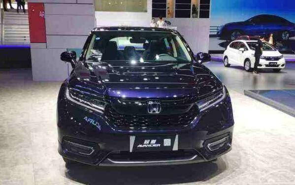 广州本田suv车型介绍 三款经典SUV风格各异