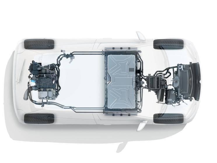 雷诺(进口) Twingo Z.E. 2020款 基本型