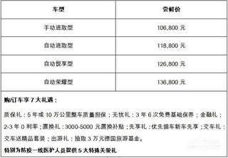 周岁生日携捷达VS7尝鲜上市 尝鲜价10.68万元起