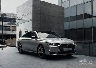 全新旗舰轿车DS9官图 上半年将在中国推出