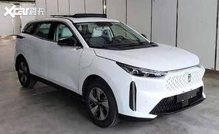 奔腾纯电动SUV-E01新消息 将于4月上市