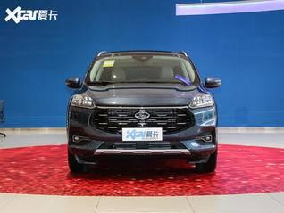 福特将推全新SUV车型 定位中型/中大型