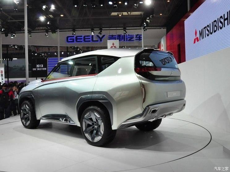 三菱(进口) 三菱GC-PHEV 2013款 Concept