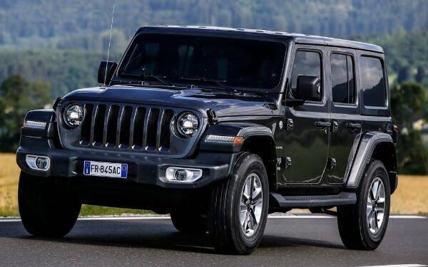 Jeep牧马人车型购车对比 牧马人买中规还是平行进口