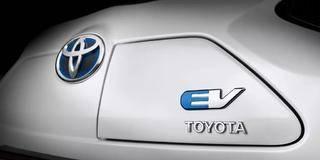奕泽E进擎正式上市,一汽丰田打响纯电反击战