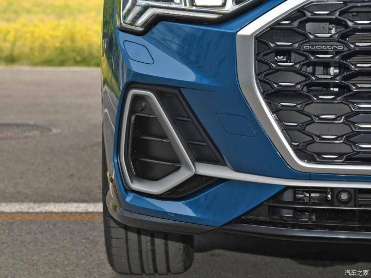 一汽-大众奥迪 奥迪Q3 2020款 Sportback 45 TFSI quattro 豪华型
