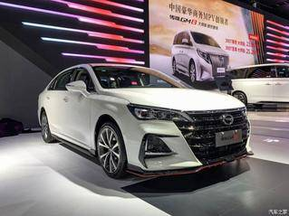 2020成都车展:广汽传祺GA6运动版首发