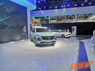 2020成都车展探馆:新宝骏RS-3 1.5T