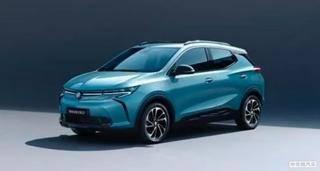 别克微蓝7纯电动SUV7月24日上市 值得买吗