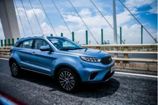 引领汽车智能新潮流 福特领界S标配OTA升级