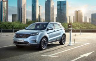 福特领界EV 2020款焕新而来,三大优点:电池安全,续航强劲,服务贴心