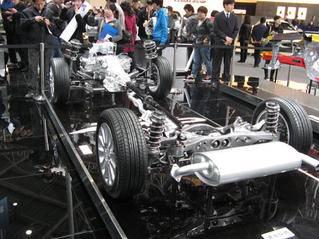 北京国际车展斯巴鲁重点打造两项核心技术