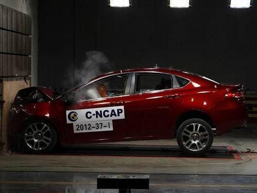 菲亚特菲翔车怎么样_菲亚特菲翔怎么样 C-NCAP斩获五颗星 - 紧凑型车辆碰撞-第一车网