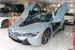 未来汽车的雏形--BMW I8